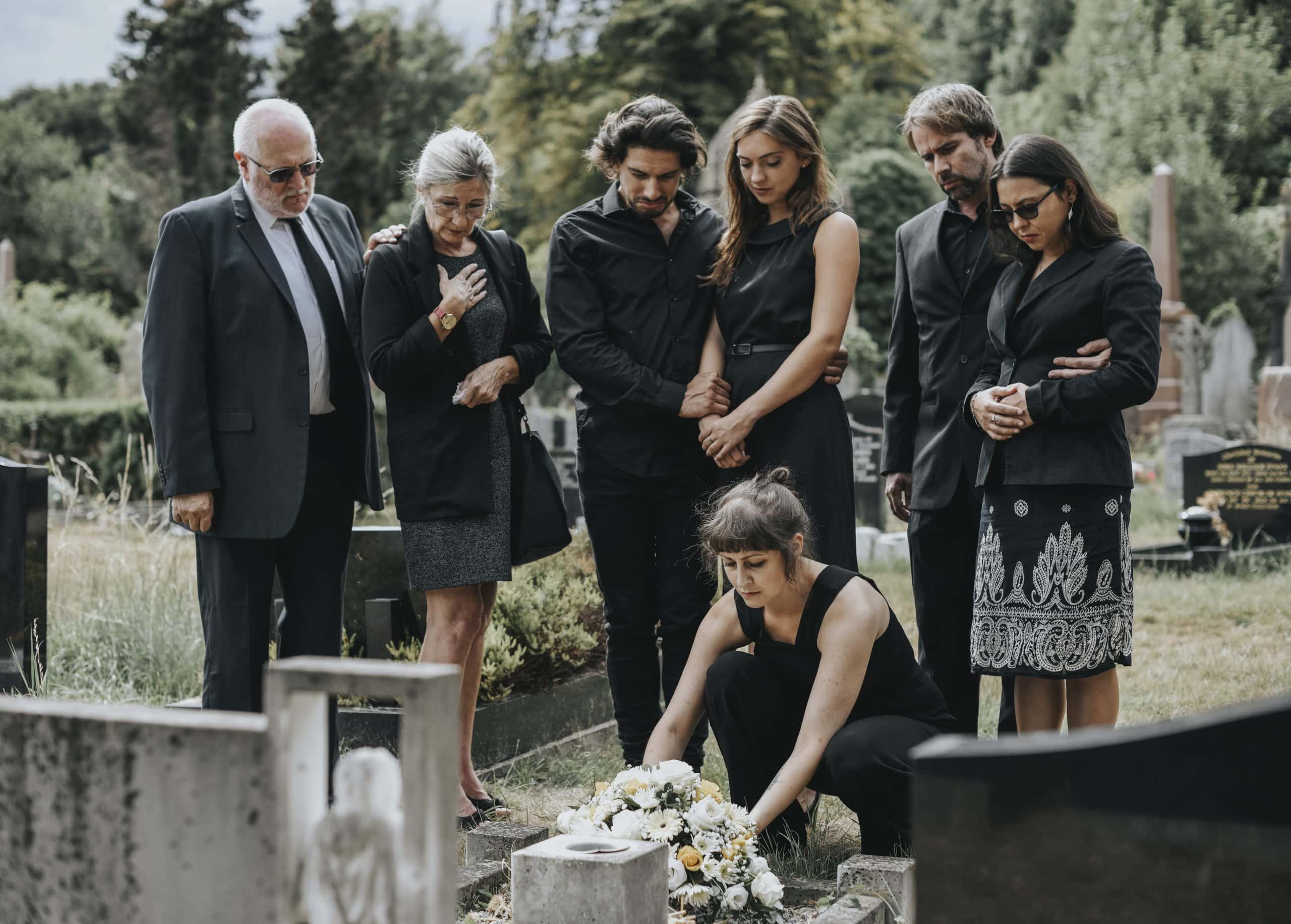 covid-19 funeral